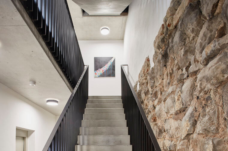 Treppensanierung - Denkmalschutz - Malermeisterbetrieb Geith, Straubing